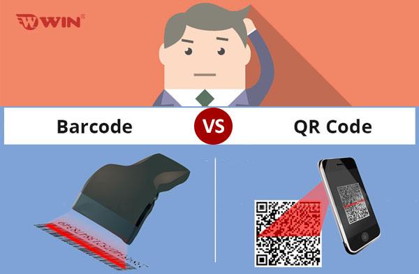 qr code và barcode